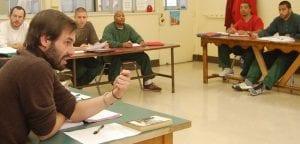 Cornell Prison Education Program class