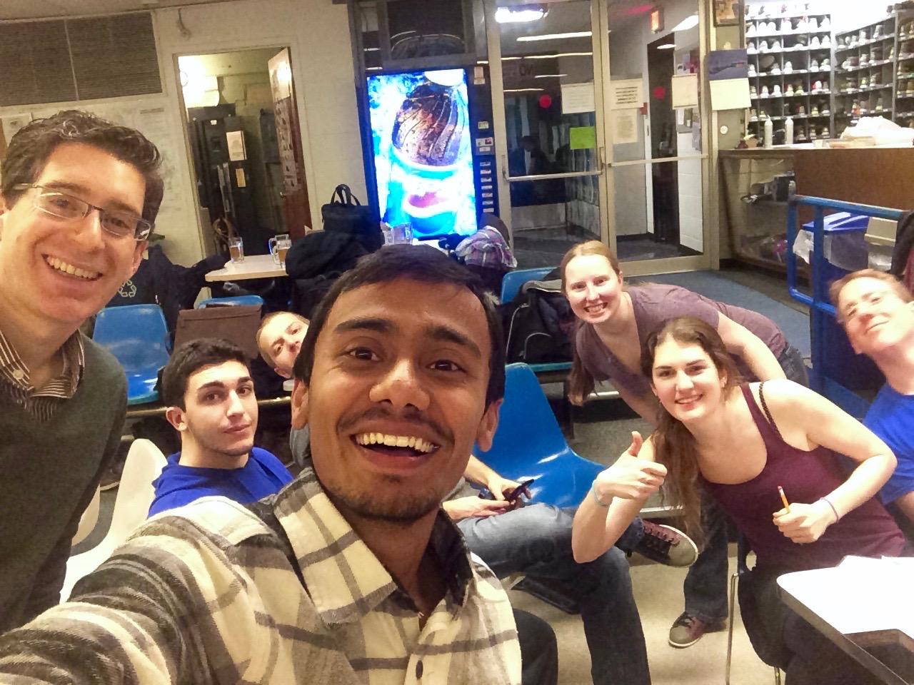 Bowling Selfie 2