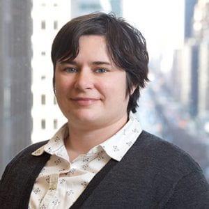 Image of Eleonora Presani, Executive Director of arXiv