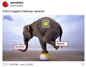 Tweet from Astrobites