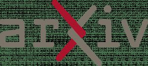 arXiv's logo