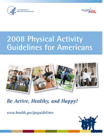 Physical Activity Guidelines for Americans cover