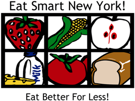 Eat Smart New York logo