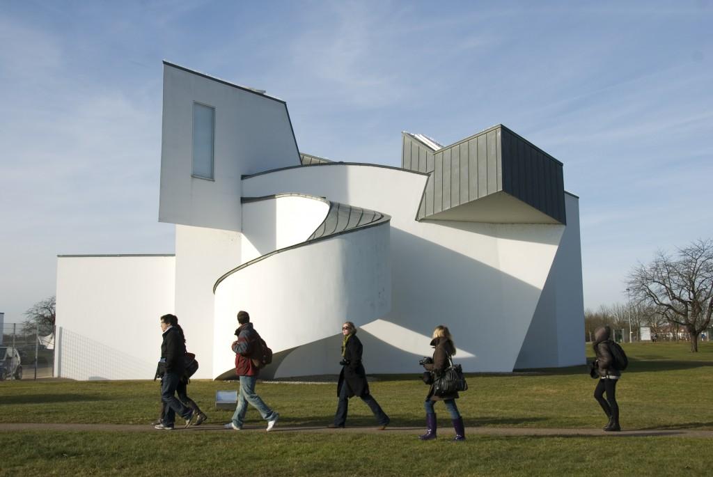 Architecture studio trip part 1 basel weil am rhein for Vitra museum basel
