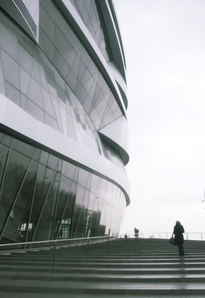 Mercedes Benz Museum by UNStudio