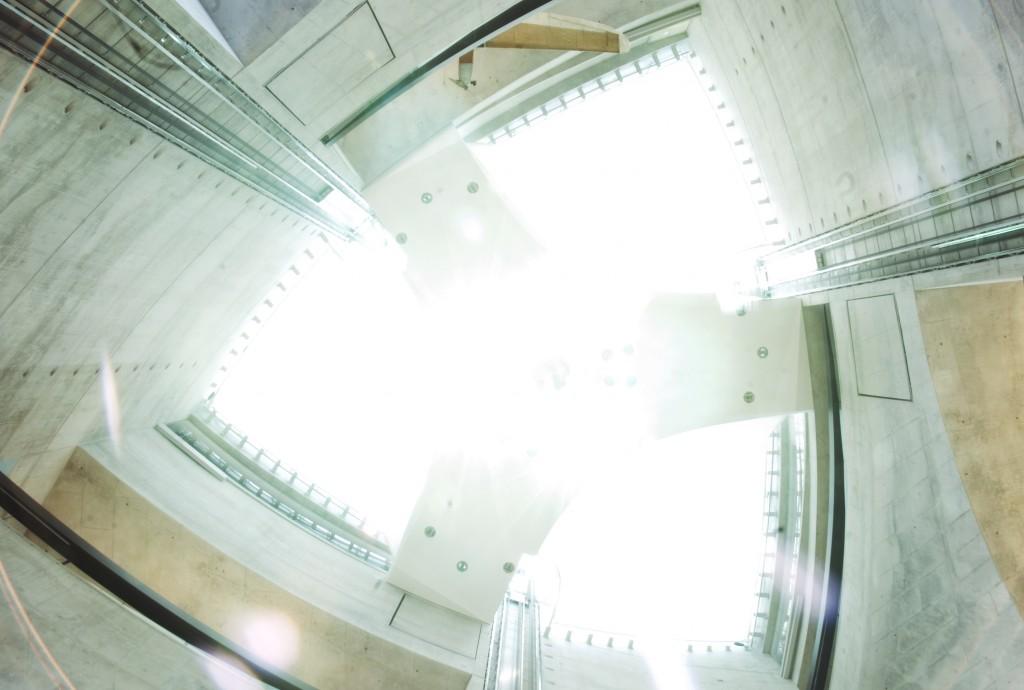 Mercedes Benz Museum Atrium by UNStudio