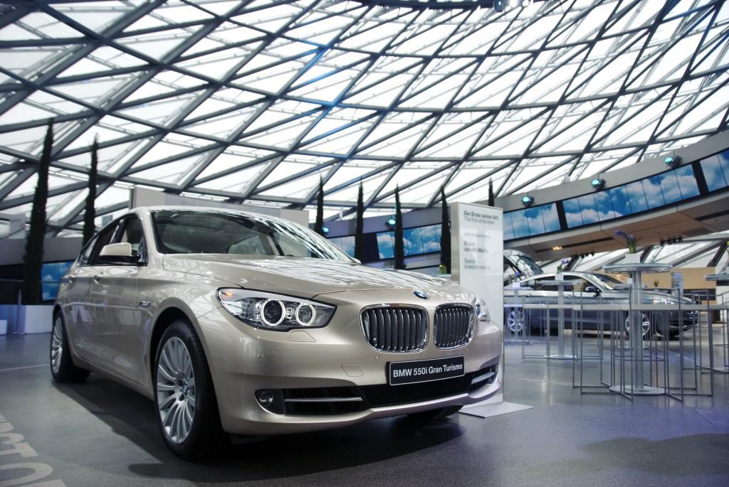 BMW Welt by Coop Himmelblau