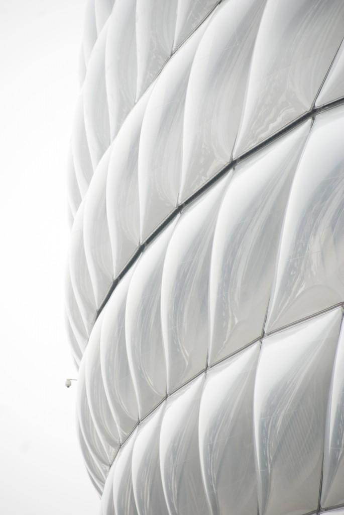 Allianz Arena by Herzog & de Meuron