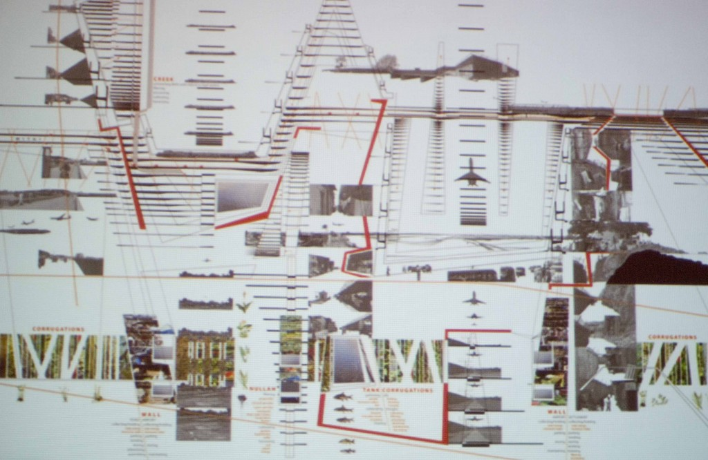 One of their project proposals in Bombay, India