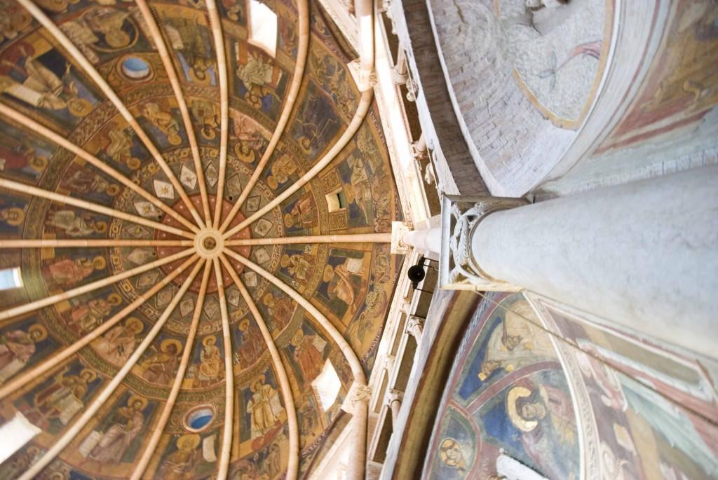 Baptistry in Parma