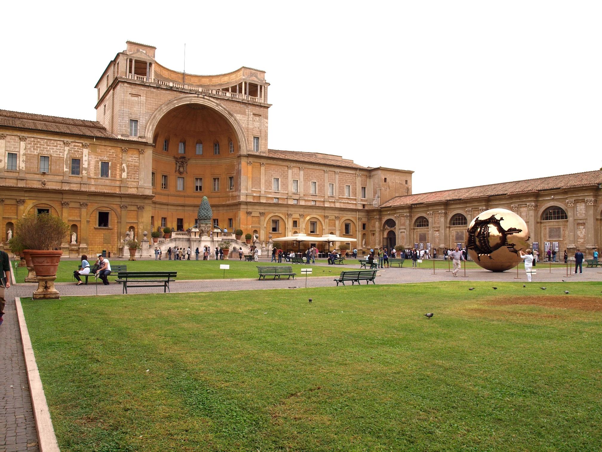 plan vatikanisches museum