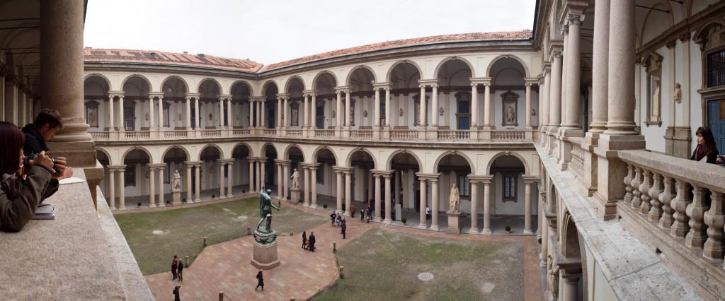 Pinacoteca di Brera in Milano