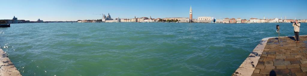 Distant View of Piazza San Marco from Isola di S. Giorgio Maggiore