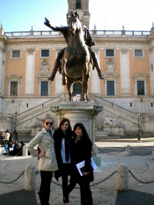 The Statue of Marcus Aurelius