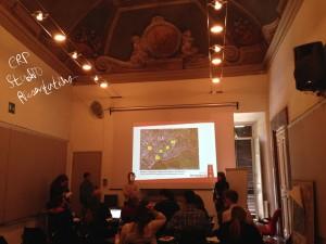 CRP studio presentations