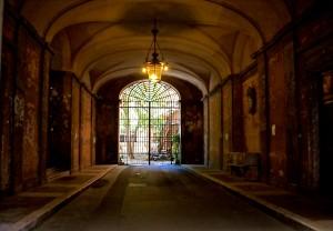The studio's Palazzo!