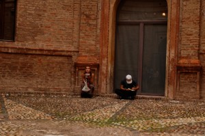Natalie and Todd Casa del Mantegna in Montova