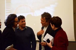 Conversations with Beniamino Servino and Luca Galofaro