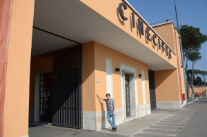 Cinecittà! with Jimmy Walwer - Photo by Laura Kimmel