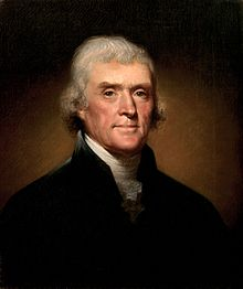 220px Thomas Jefferson by Rembrandt Peale 1800