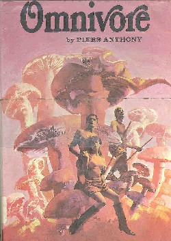 Piers Anthony's novel 'Omnivore'