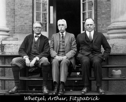 J.C. Arthur (between Whetzel and Fitzpatrick)