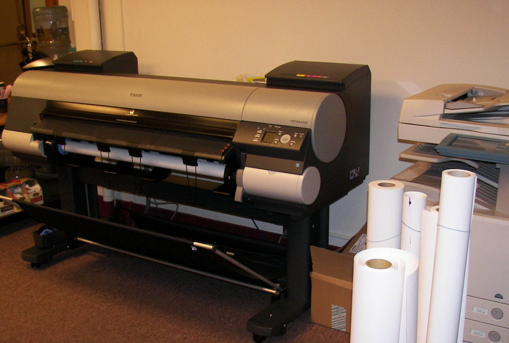 New Poster Printer