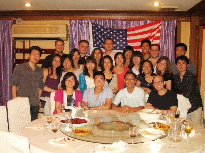 CAPS banquet