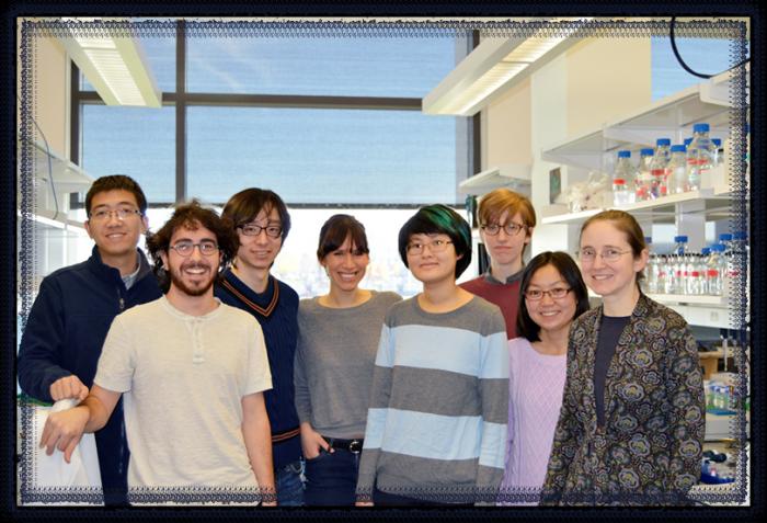 Roeder Lab Group Nov 2014