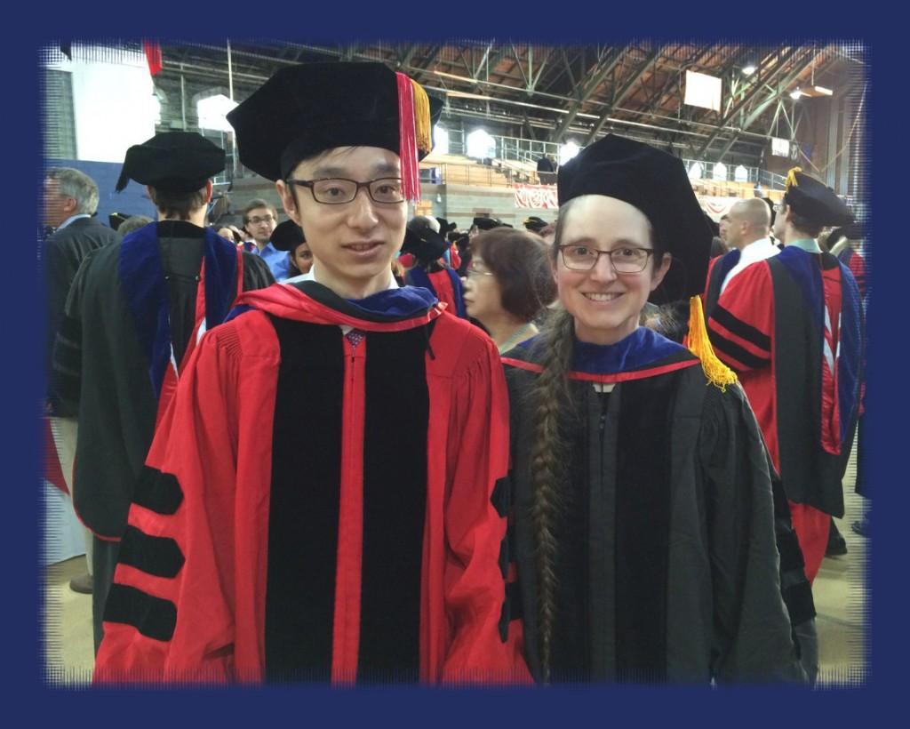 Xian Qu Graduation Frame