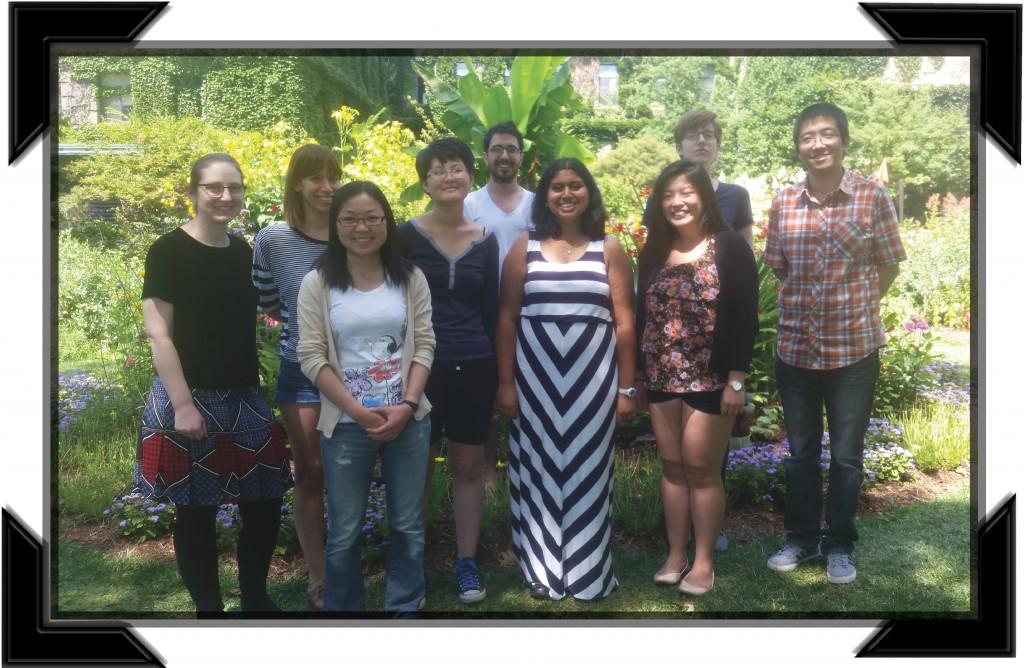 Roeder Lab August 2015