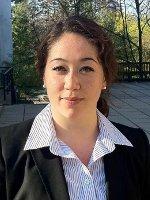 Rachel Dorin 2011-2013 President
