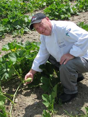 Chef Steve Miller