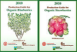 Organic berry guides