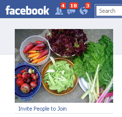 Vegetable Varieties for Gardeners is now on Facebook