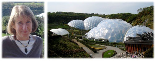 Jane McKnight and the Eden Project