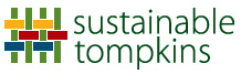 sustainable tompkins logo