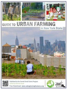 New urban farmng guide