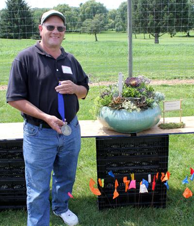 Donald Horowitz, Wittendale's Florist, East Hampton, N.Y.