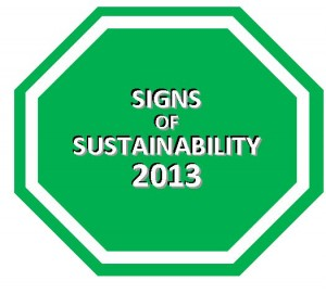 Signs of Sustainability