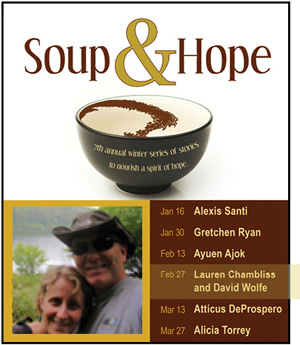 dave and lauren soup and hope