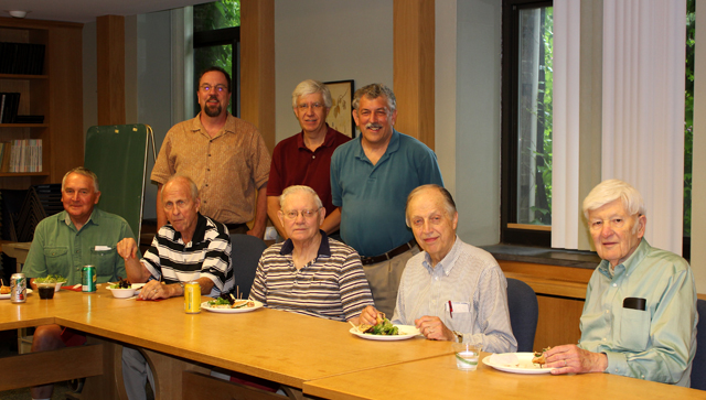 emeritus luncheon