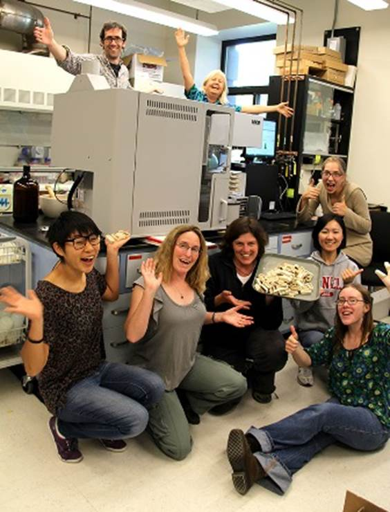 happy folks at drinkwater lab