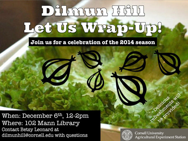 dilmun hill wrap up poster
