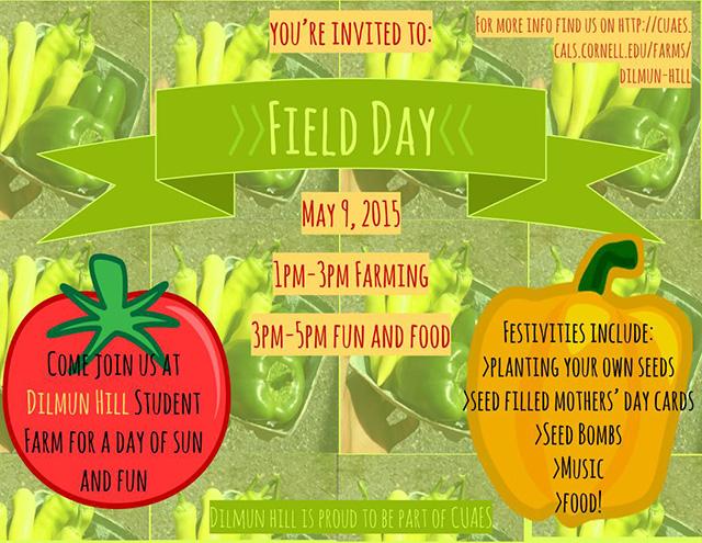 field day flyer