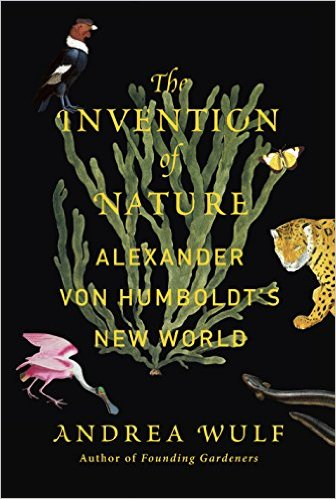 invention of nature cover