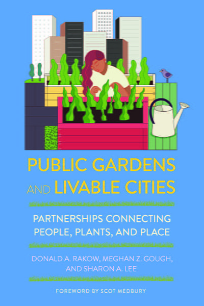 Public Gardens and Livable Cities cover