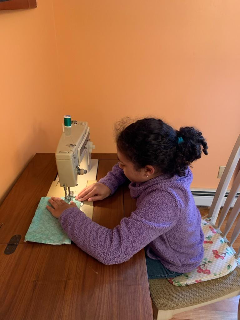 4-Her Kiley Sewing