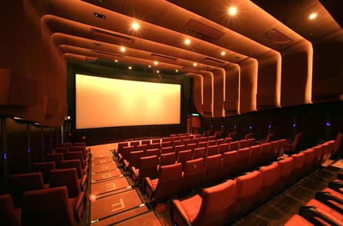movie theater space and time in revenue management