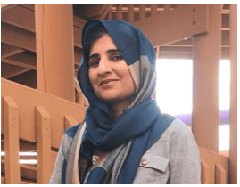 Uzma Hanif – International Intern